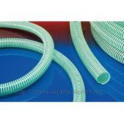Напорно-всасывающий шланг; Средней тяжести, гладкий внутри, гибкий при низких температурах. NORPLAST® PVC 379 фото