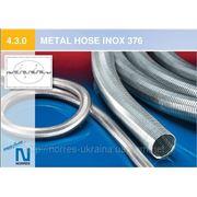 Металлические шланги METAL HOSE INOX 376 фото
