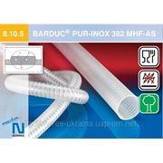Электропроводящие шланги BARDUC® PUR-INOX 382 MHF-AS фото