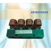 Рампа газовых форсунок фото