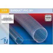 Напорно всасывающий шланг BARDUC® PVC 381 фото
