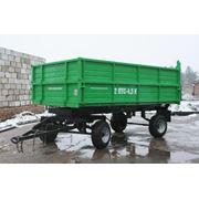 Прицеп тракторный 2 ПТС-4-5 К. фото