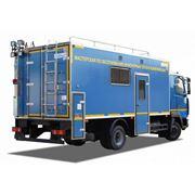 Автомобиль-фургон с кузовом мастерской АФМ-4371 Любава фото