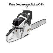 Пила бензиновая Alpina С 41-16 фото