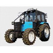 трактор лесохозяйственный Беларус Л82 фото