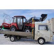Трактор МТЗ Беларус-320.4 фото