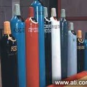 Аргон газообразный, аргон технический, аргон в баллонах фото