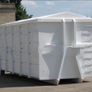 Контейнер со съемной двускатной крышей; Купить Контейнеры транспортировочные Украина фото