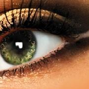 Линзы контактные Ningaloo Gold фото