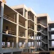 Сооружение монолитных конструкций. фото