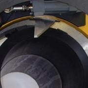 Планетарные Пилы TPK для ПЭ гладких труб от 25мм до 2400мм, резка ножом без стружки фото