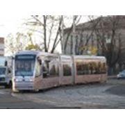 Трамвай модели 843 фото