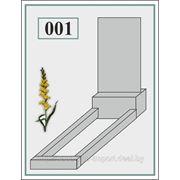 Памятники в асортименте ШАНСИ А,В,С,D,E фото