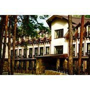 Экологический отдых в эко-отеле ШишкіNN фото