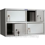 Индивидуальные шкафы кассира — AMB-30/4 фото