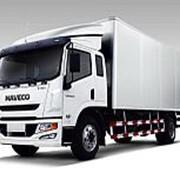 Фургон каркасный изотермический Naveco C500, 4х2 фото