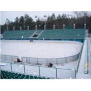Ледовые арены и оборудование для них (хоккей, каток) фото