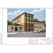 Инвестиционный проект гостиничного комплекса в г. Днепропетровске фото