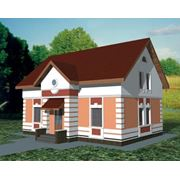 Проекты частных домов коттеджей фото