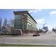 Проект Торгово-деловой комплекс 1 фото