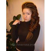 Плетем волосы!!! ОЧЕНЬ КРАСИВО!!! фото