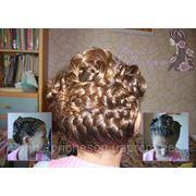 Детские прически - Косички для детей - Плетение кос детям - Детские прически с плетением фото