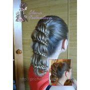 Спиральное плетение - Заплести косу - Прическа с плетением - Современные косы фото