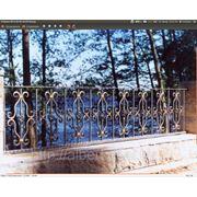 Ограды могильные и столики с лавочками фото