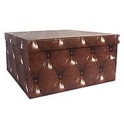 Коробка Прямоугольник 33*25*14см фото