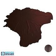 Натуральная кожа, цвет коричневый фото