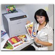Матовая и прозрачная пленка для лазерного принтера фото
