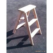 Стремянка деревянная 2х3 ступени STARSTROY