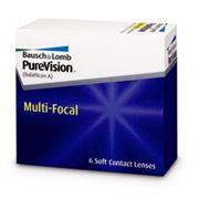 Линзы контактные мультифокальные PureVision Multifocal (Bausch & Lomb) фото