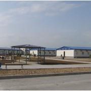 Мобильные здания,металлоконструкции. фото