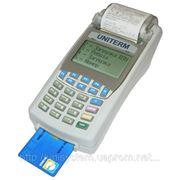 Мобильный платежный терминал Юнисистем UNITERM для автоматизации сферы услуг по проведению платежных операций фото