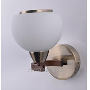 Люстра MB11516A/1 Coffee Wood+AB E14 60W фото