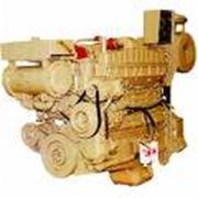 Двигатель для морских и речных судов фото