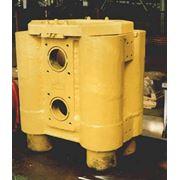 Домкрат гидравлический ДГ 650/1200 для натяжения канатов арматурных до усилия 1000 тс. при производстве работ по предварительному натяжению напряженных защитных оболочек АЭС с реактором ВВЭР-1000. фото