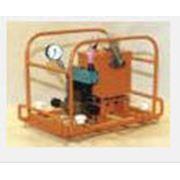 Железнодорожный гидроинструмент для текущего содержания и надлежащего состояния железнодорожного полотна. фото