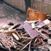 Вывоз смешанных отходов после ремонта и строительства фото