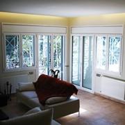 Установка металлопластиковых окон, дверей фото