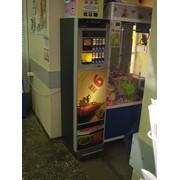 Автоматы торговые, 8 видов товара, 30 единиц товара фото