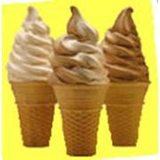 Мороженое молочное фото