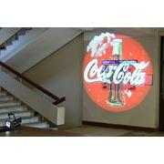 Проекция логотипа фото