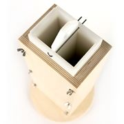 Форма деревянная разборная для мыловарения (вертикального литья) фото