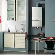 Установка систем автономного отопления квартир. фото