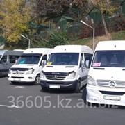 Прокат, аренда микроавтобусов фото