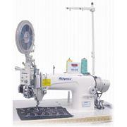 Швейно-вышивальные машины д/пришивания пайеток 2х размеров [компьютеризованная с панелью управления] с функцией восстановления рисунков вышитых пайетками. фото