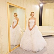 Свадебное платье, Алла фото