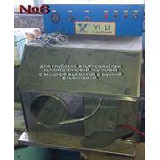 Машина для производства обуви предназначена для глубокой взъерошки(при высокорантовой подошве) с мощной вытяжкой и ручной взъерошкой. фото